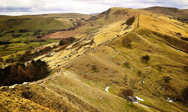 MAM TOR AND THE GREAT RIDGE