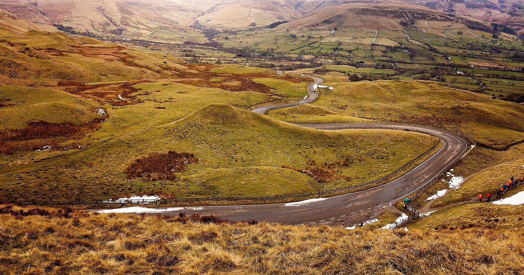 Circular Mam Tor and the Great Ridge Walk