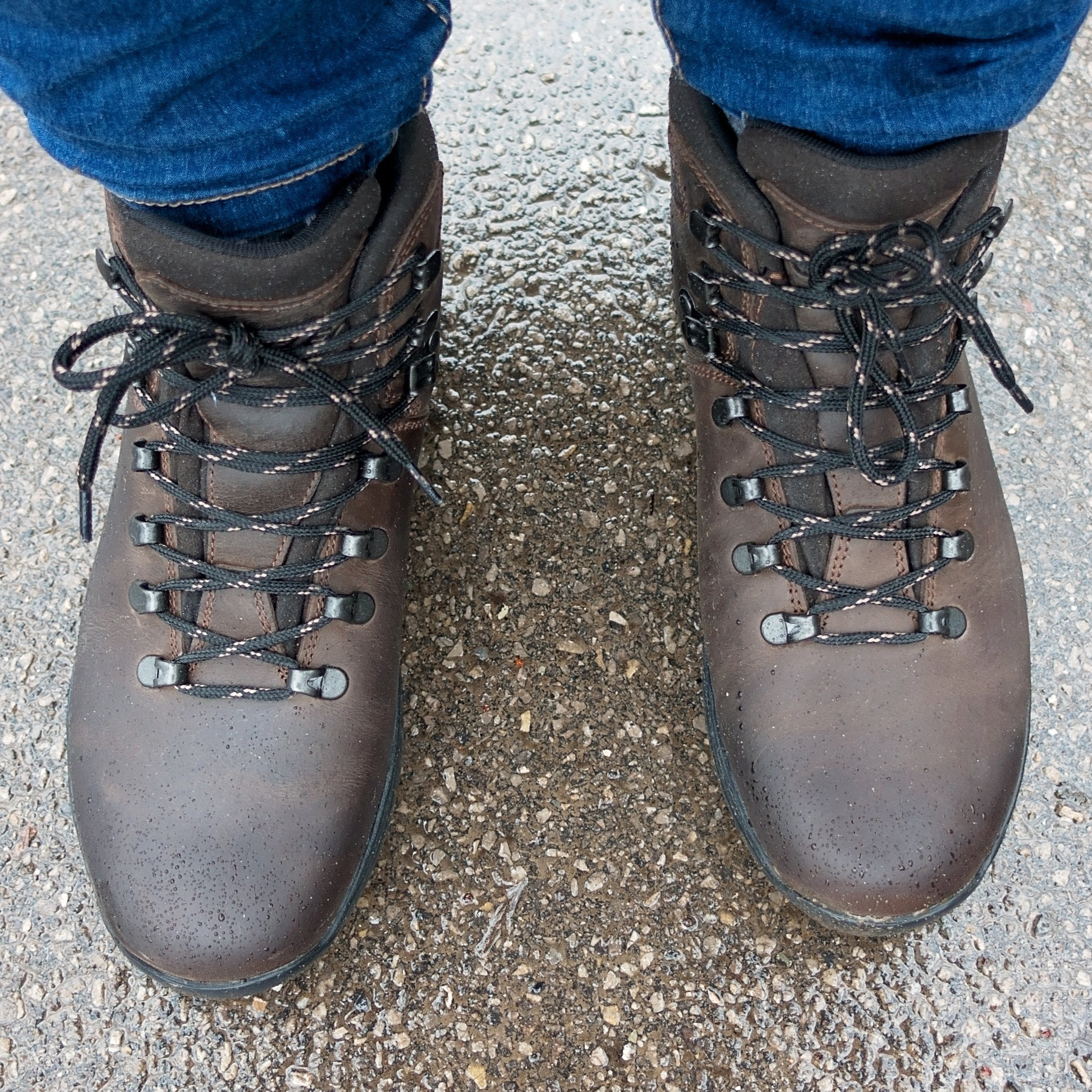 My new walking boots
