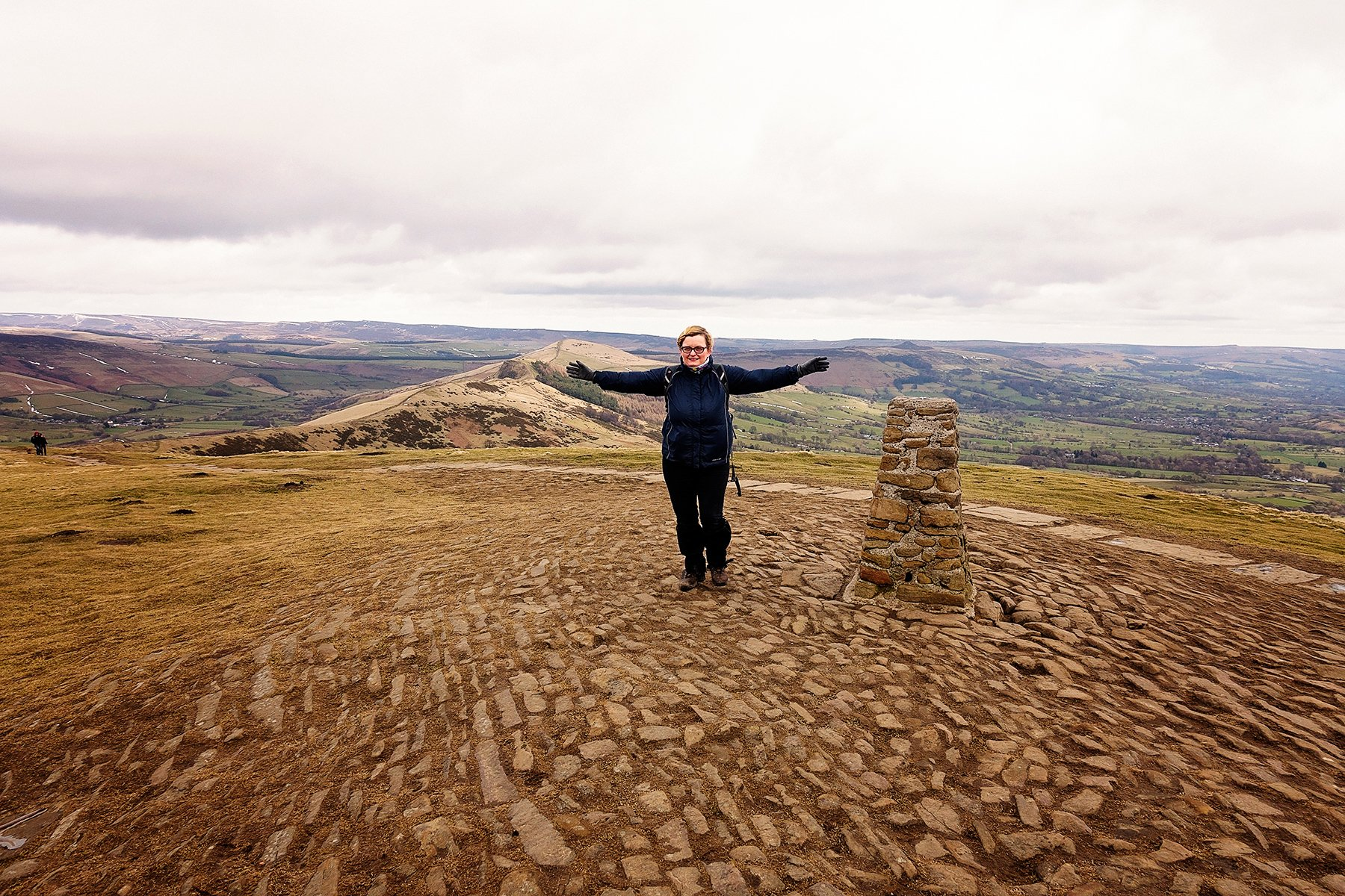 Mam Tor and the Great Ridge Walk