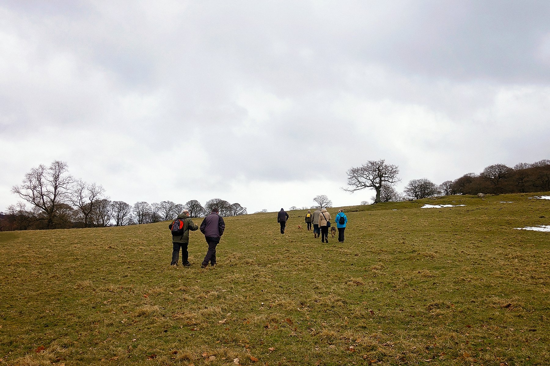Chatsworth house guided walk