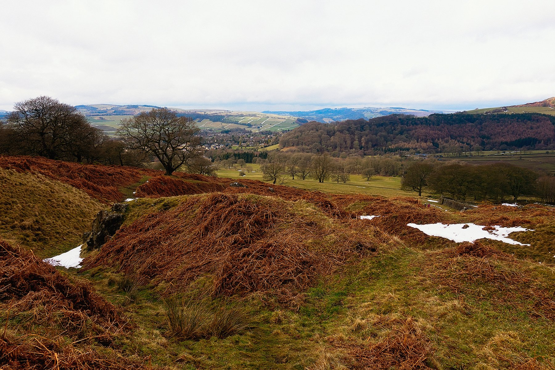 View from Dobb Edge