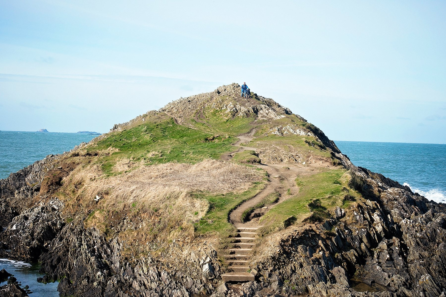 St. David's Head walk