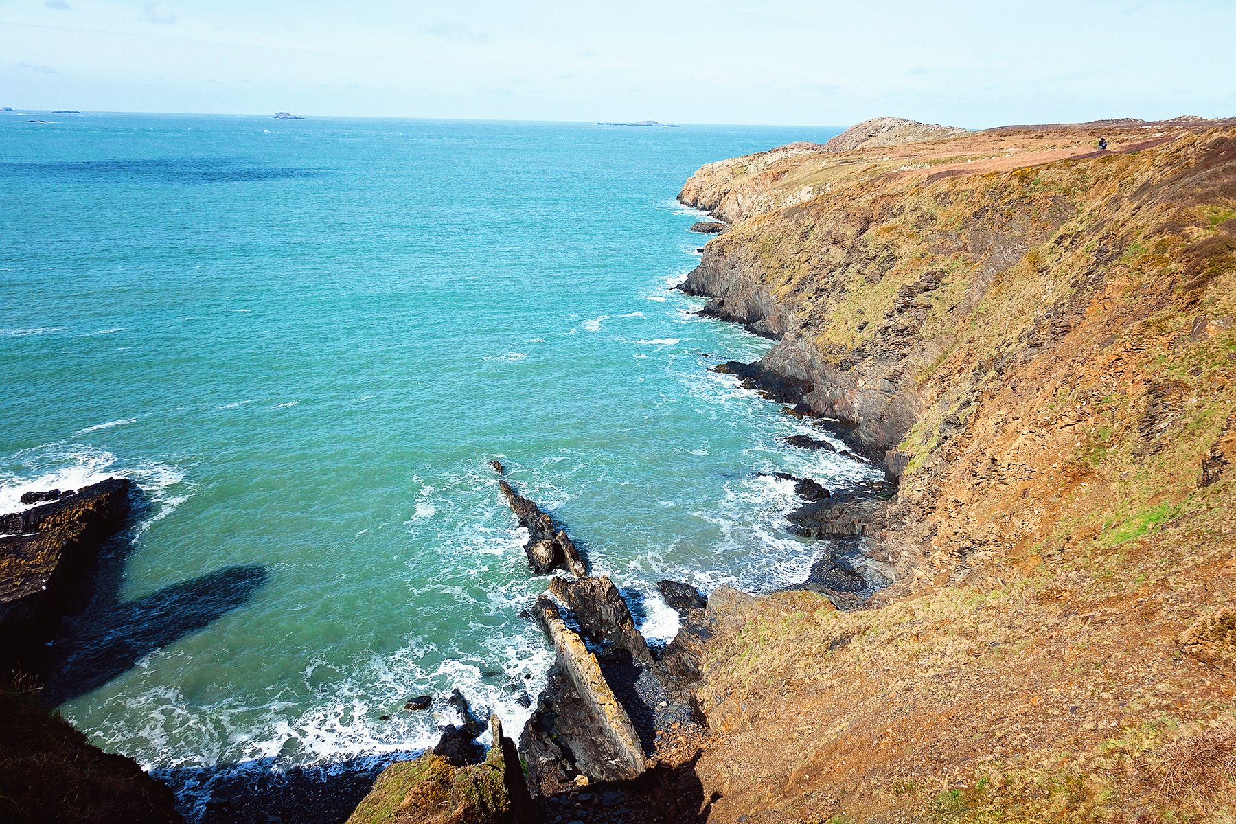 St. David's Head in Pembrokeshire