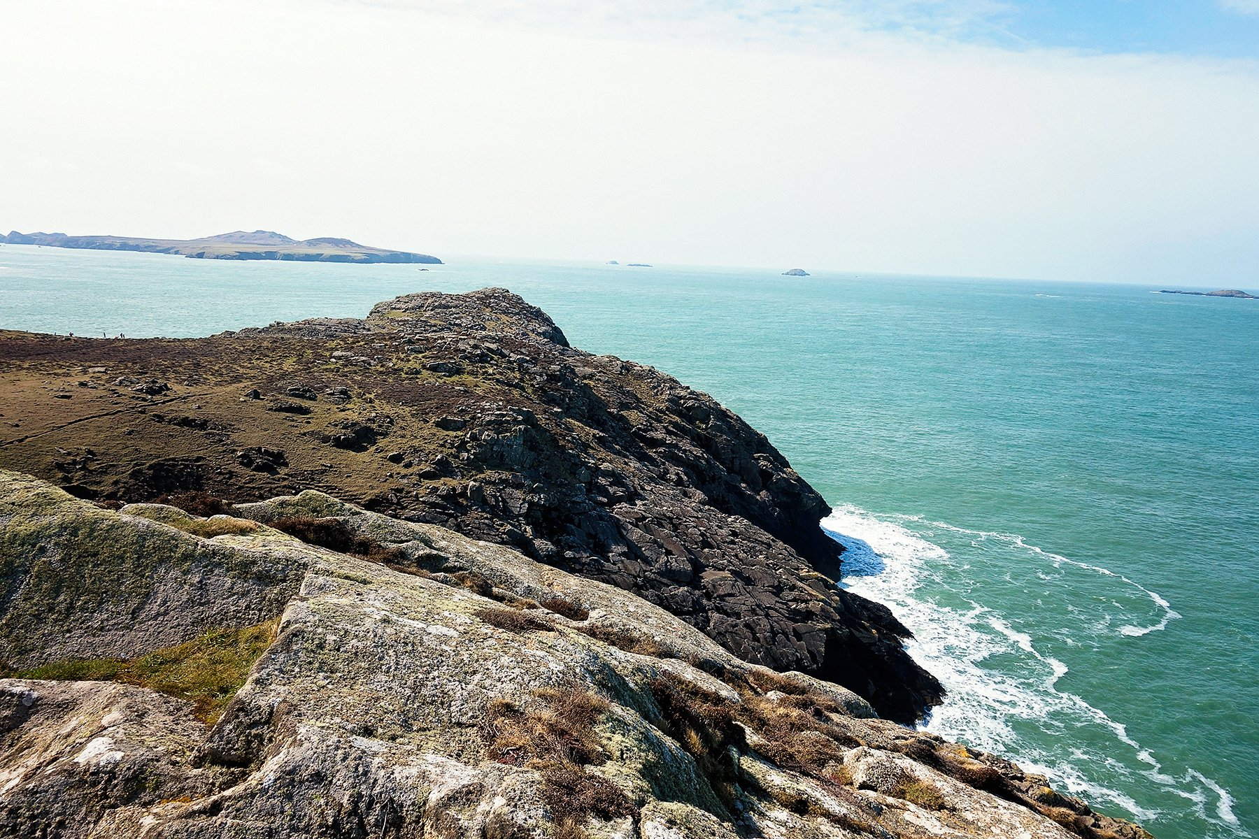 St. David's Head circular walk in Pembrokeshire