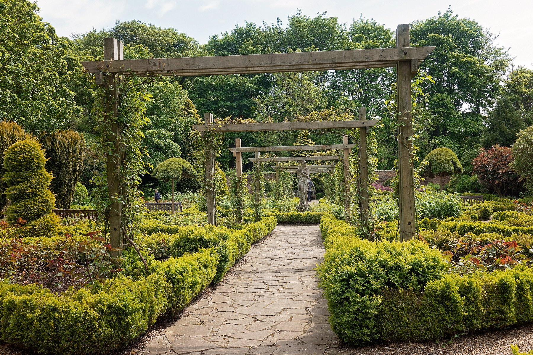 Sewerby hall and gardens