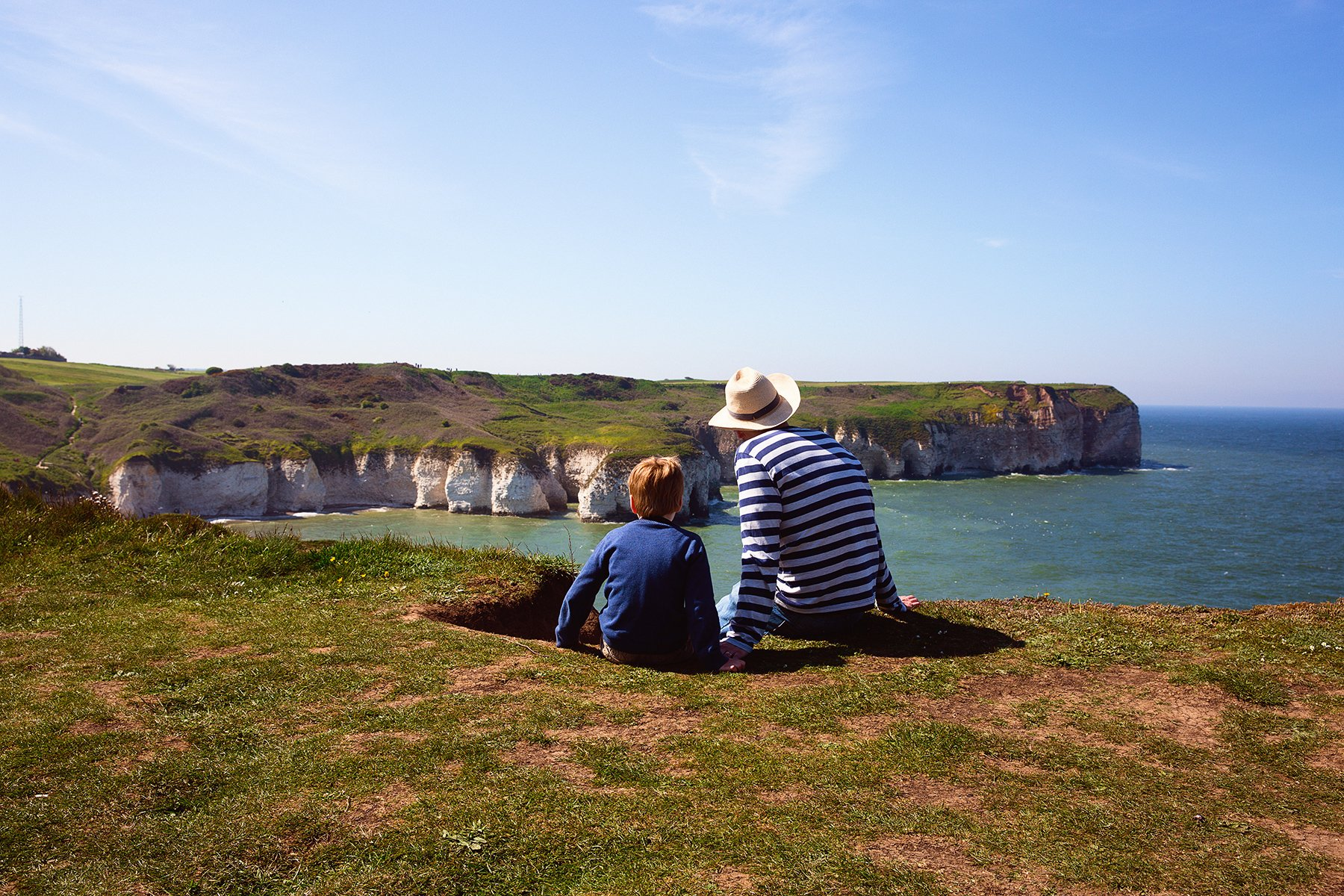 A walk around Flamborough Head