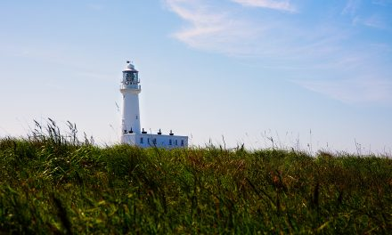 A WALK AROUND FLAMBOROUGH HEAD AND LIGHTHOUSE