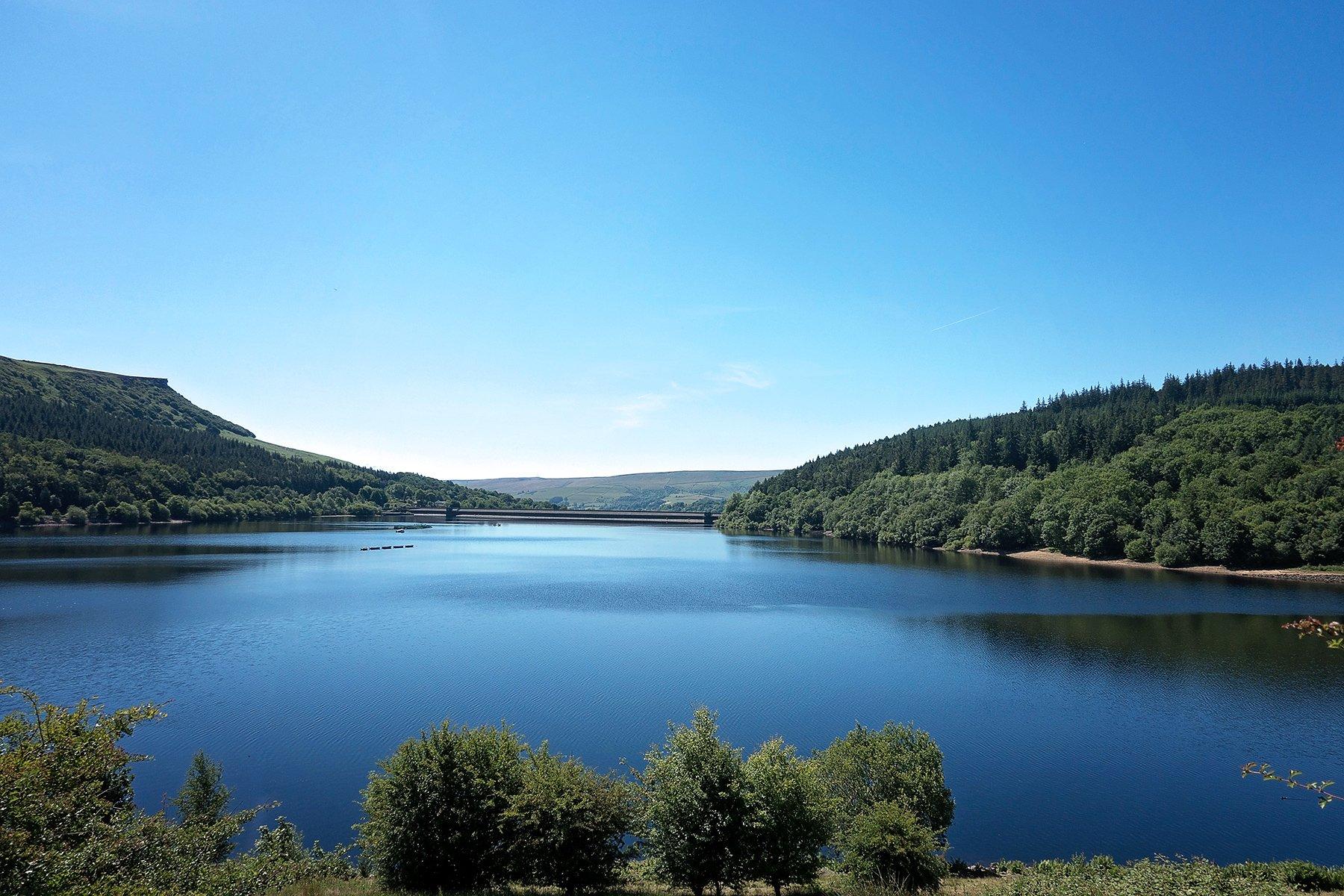 Ladybower reservoir, part 2