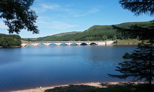 LADYBOWER RESERVOIR – PART 2