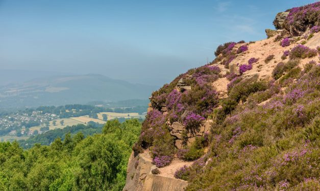 NT LONGSHAW GUIDED WALK, PEAK DISTRICT