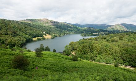 WALK AROUND GRASMERE IN THE LAKES, CUMBRIA