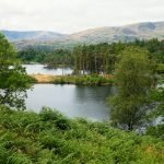 WALK AROUND ROMANTIC TARN HOWS, CUMBRIA