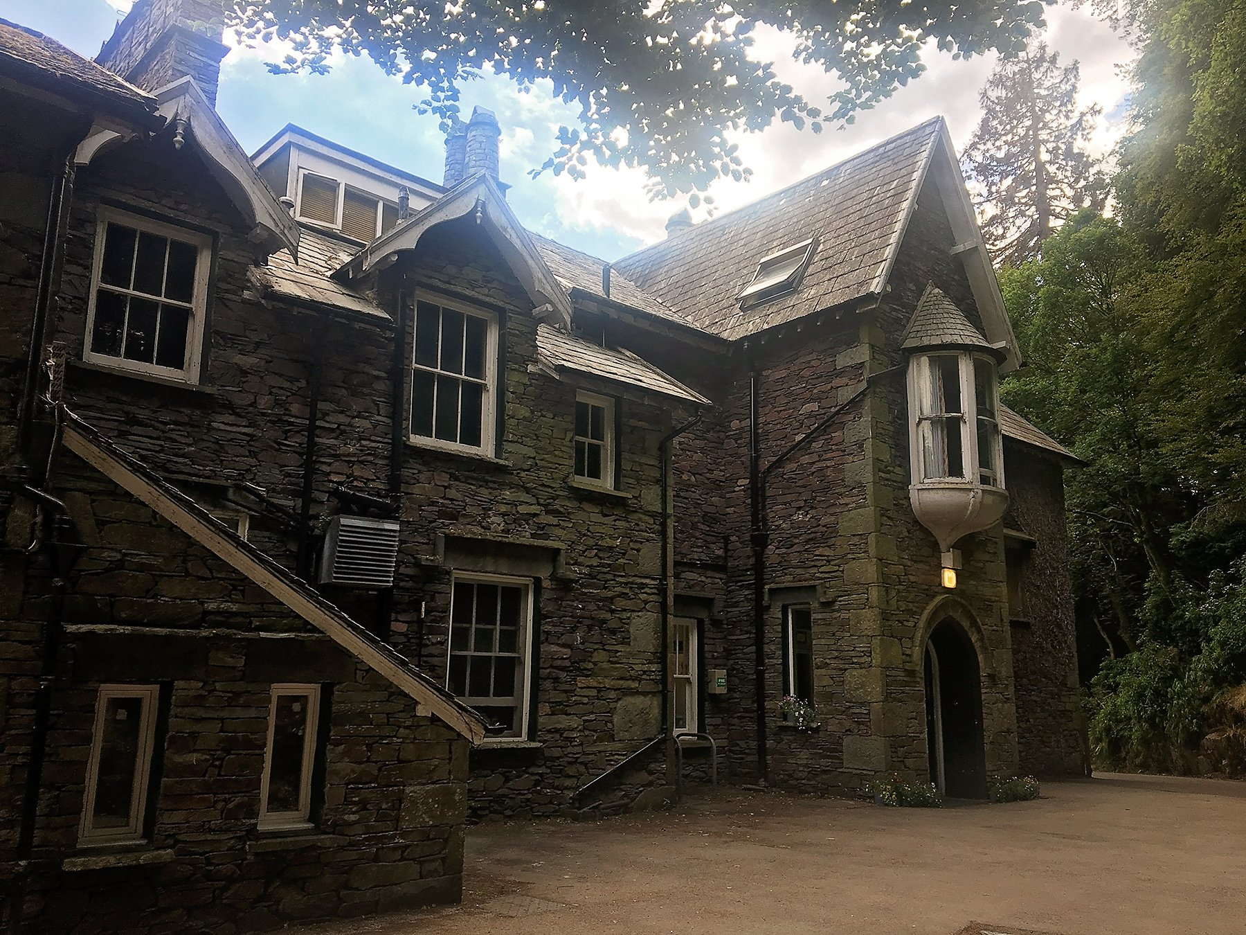 YHA Butharlyp Howe in Grasmere