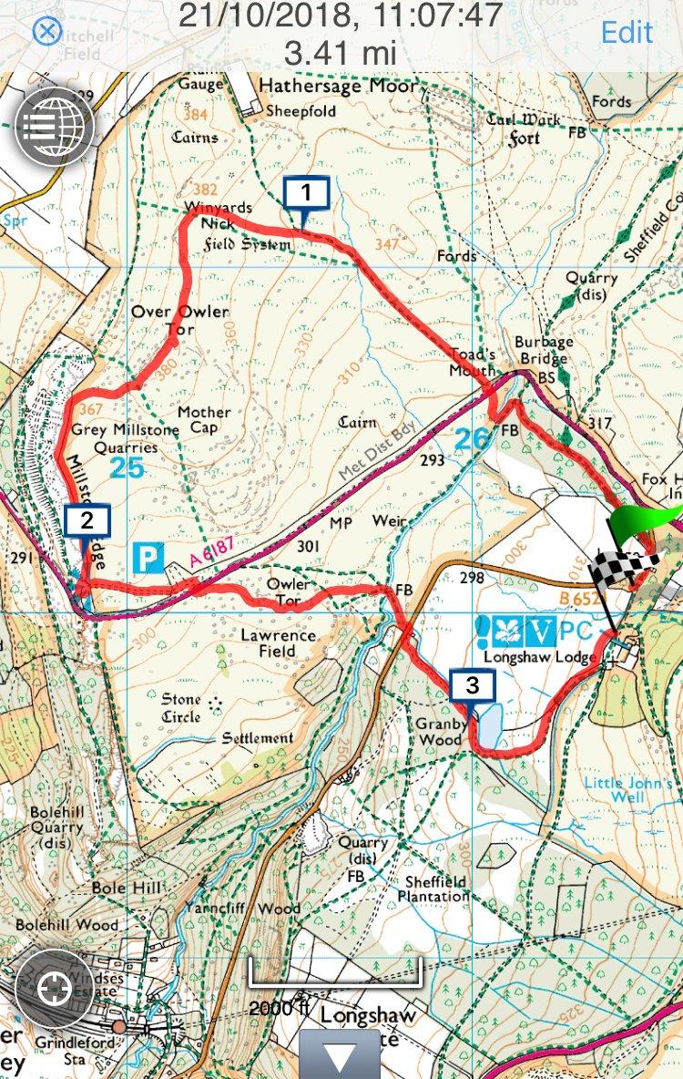 Sunday Longshaw guided walk