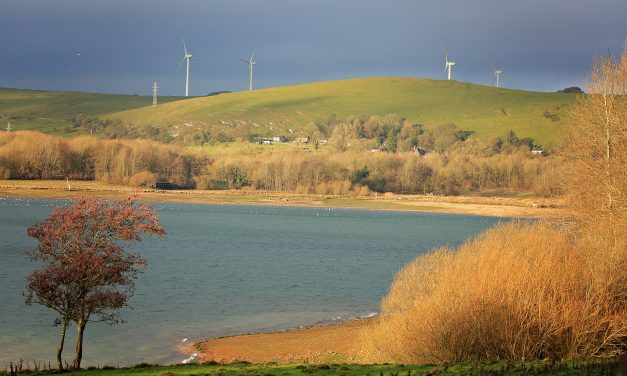 8 MILE WALK AROUND CARSINGTON WATER, DERBYSHIRE