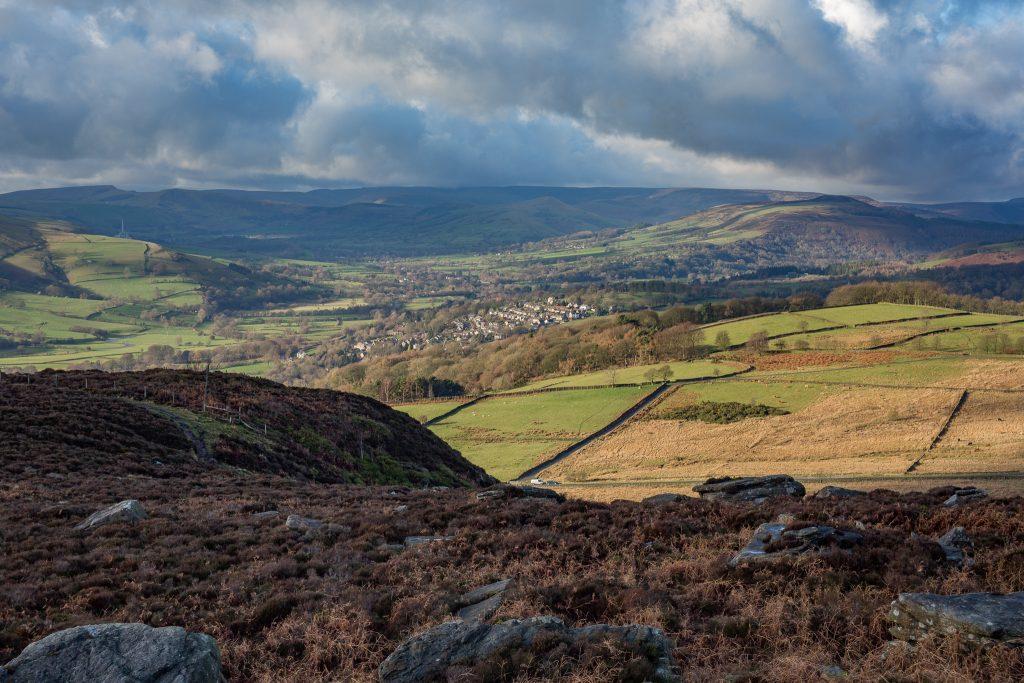 December walk challenge Longshaw