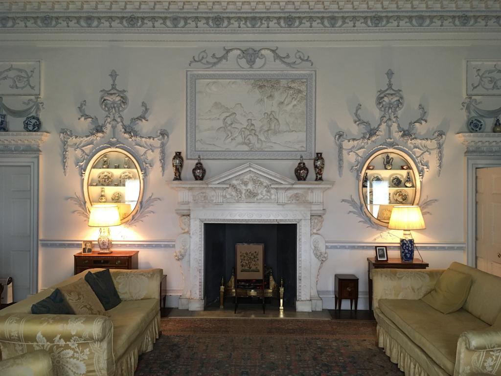Wallington house interior