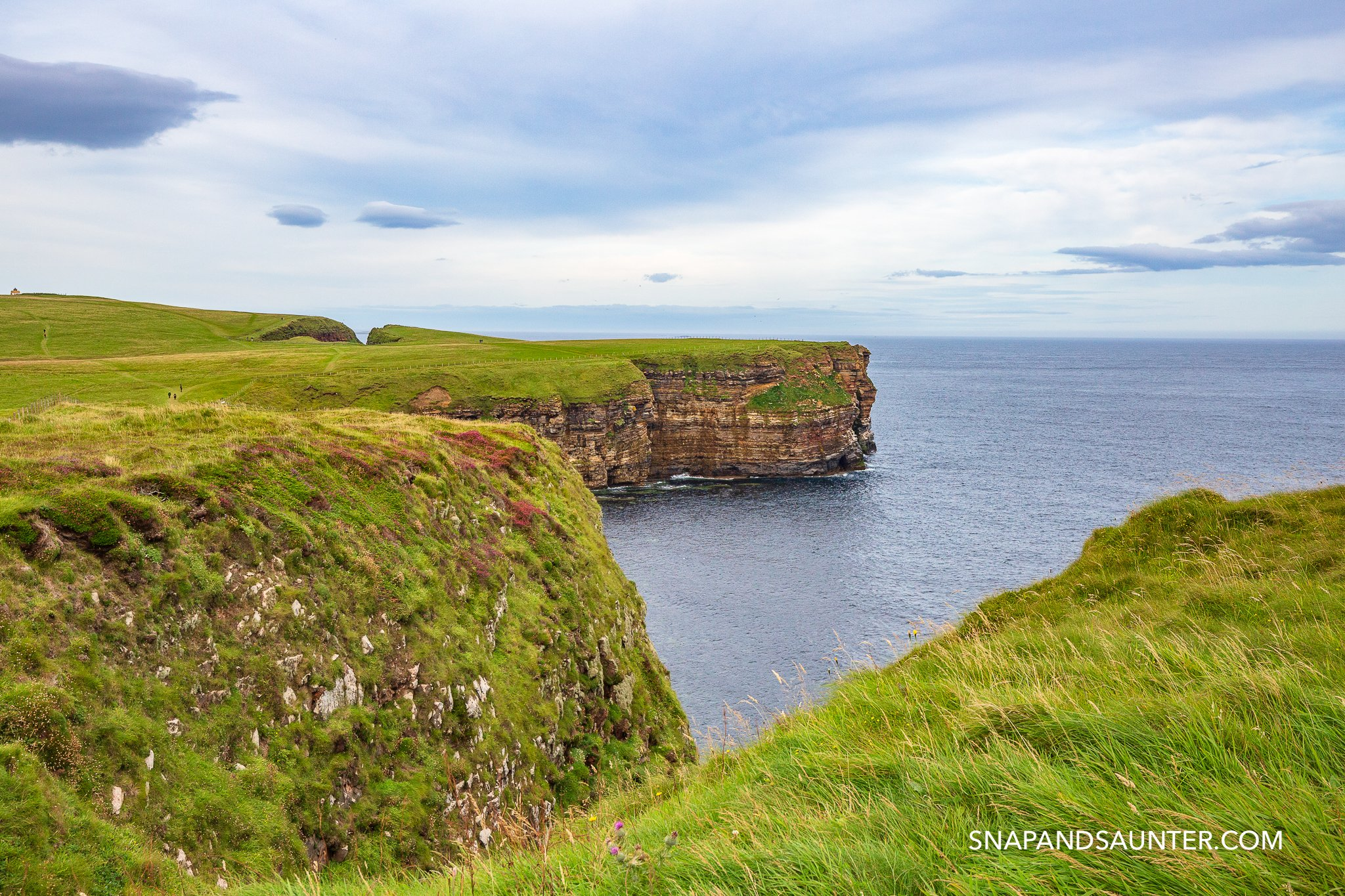 Cliffs near the Stacks of Duncansby