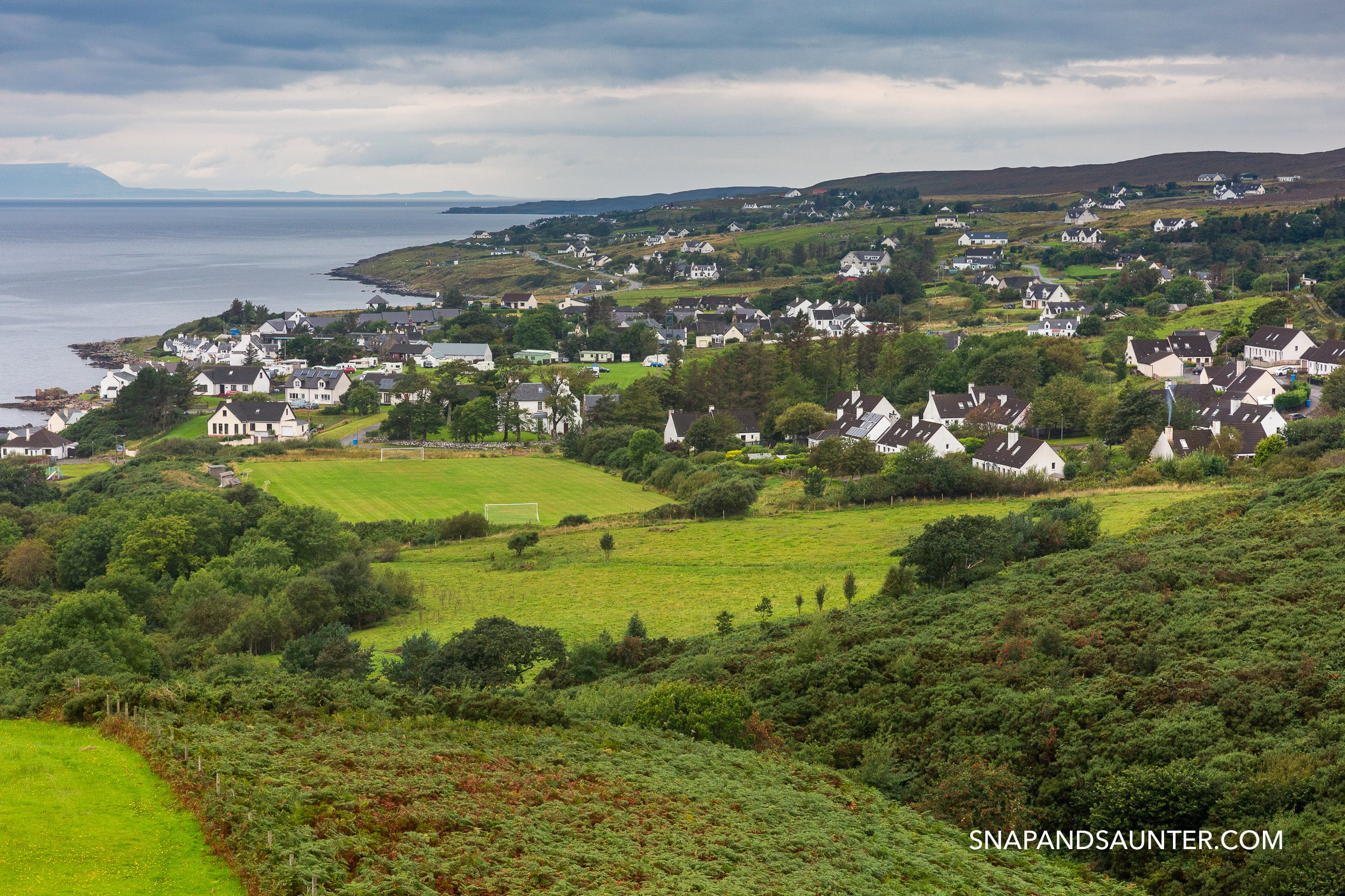 Gairloch on North Coast 500